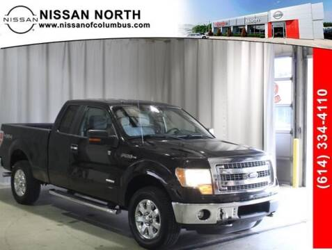 2013 Ford F-150 for sale at Auto Center of Columbus in Columbus OH