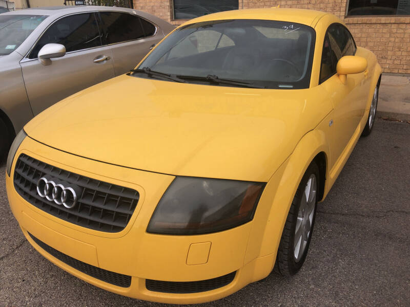 2005 Audi TT for sale at Auto Access in Irving TX