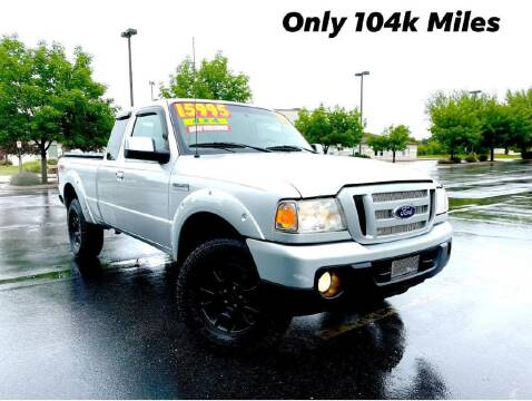 2010 Ford Ranger for sale at Bargain Auto Sales LLC in Garden City ID