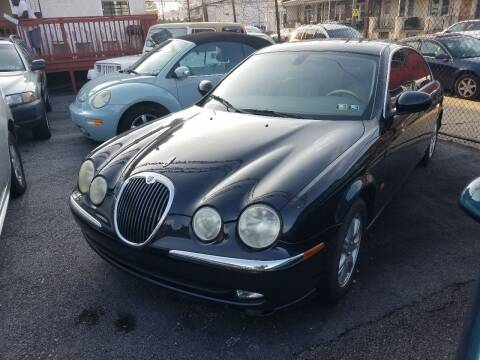 2003 Jaguar S-Type for sale at Rockland Auto Sales in Philadelphia PA