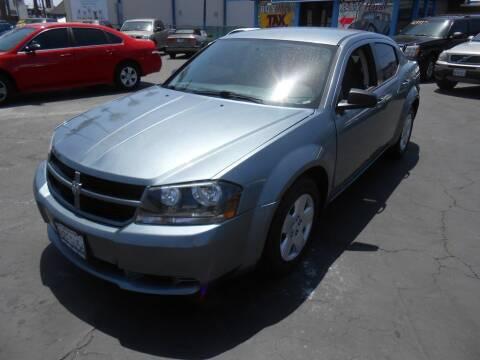 2008 Dodge Avenger for sale at ANYTIME 2BUY AUTO LLC in Oceanside CA