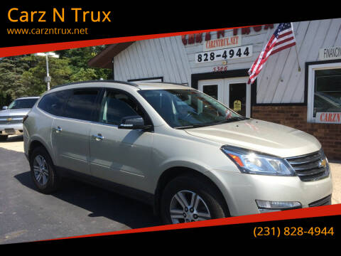 2015 Chevrolet Traverse for sale at Carz N Trux in Twin Lake MI