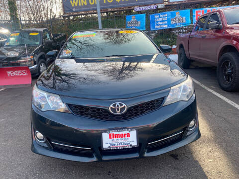 2014 Toyota Camry for sale at Elmora Auto Sales in Elizabeth NJ