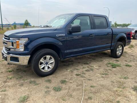 2018 Ford F-150 for sale at Truck Buyers in Magrath AB