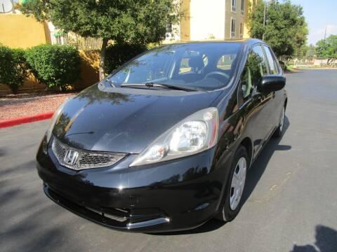 2012 Honda Fit for sale at PRESTIGE AUTO SALES GROUP INC in Stevenson Ranch CA