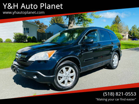 2008 Honda CR-V for sale at Y&H Auto Planet in West Sand Lake NY