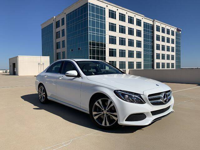 2015 Mercedes-Benz C-Class for sale at SIGNATURE Sales & Consignment in Austin TX