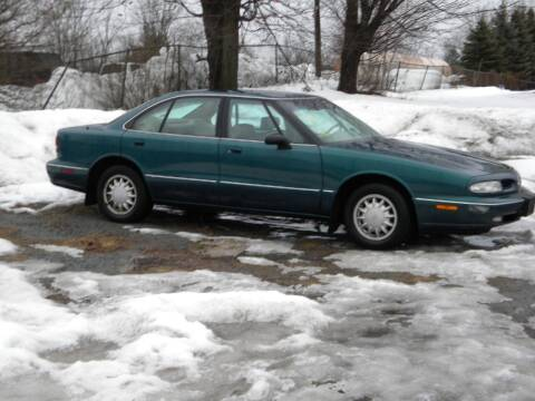 1998 Oldsmobile Eighty-Eight for sale at Discount Auto Sales in Monticello NY