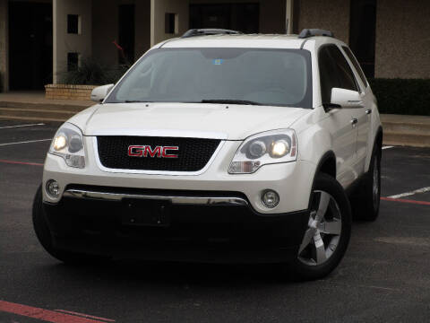 2012 GMC Acadia for sale at Ritz Auto Group in Dallas TX
