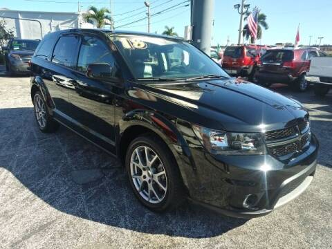 2018 Dodge Journey for sale at Brascar Auto Sales in Pompano Beach FL