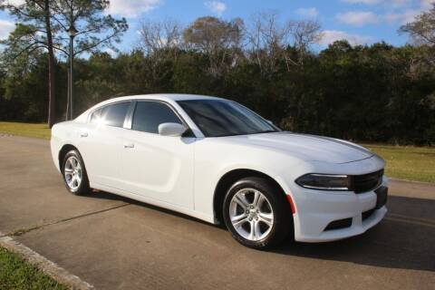 2015 Dodge Charger for sale at Clear Lake Auto World in League City TX