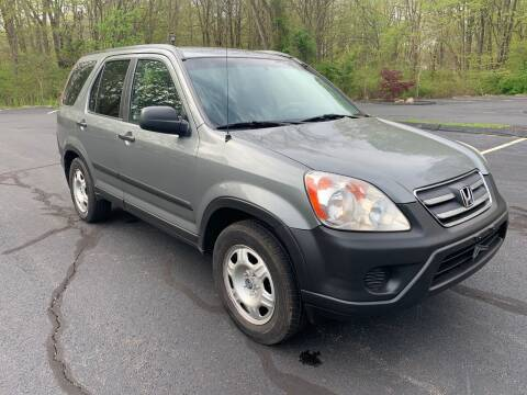 2006 Honda CR-V for sale at Volpe Preowned in North Branford CT