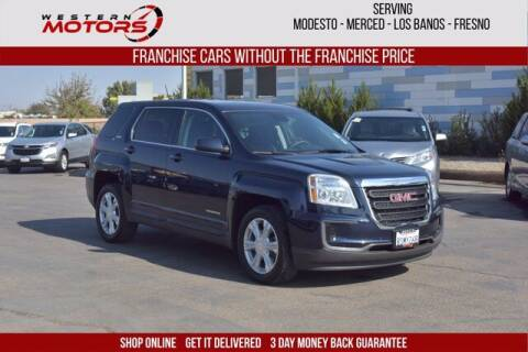 2017 GMC Terrain for sale at Choice Motors in Merced CA