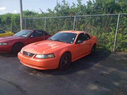2004 Ford Mustang for sale at American Motors Inc. - Cahokia in Cahokia IL