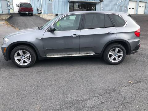 2010 BMW X5 for sale at MECHANICSBURG SPORT CAR CENTER in Mechanicsburg PA