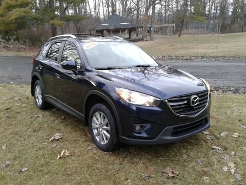 2016 Mazda CX-5 for sale at ELIAS AUTO SALES in Allentown PA