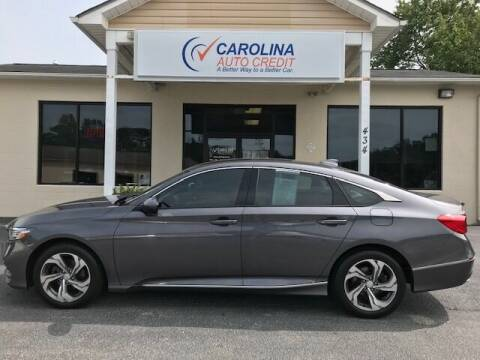2018 Honda Accord for sale at Carolina Auto Credit in Youngsville NC