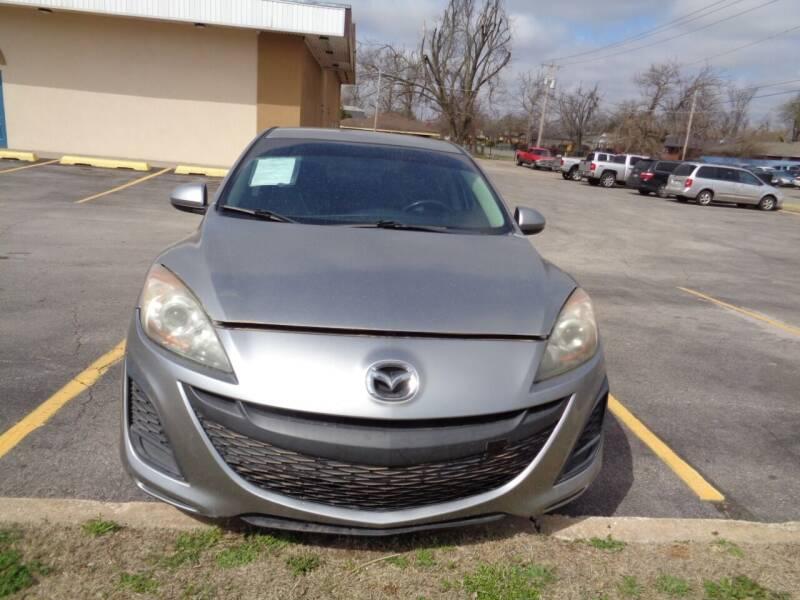2011 Mazda MAZDA3 for sale at AUTO PRO in Oklahoma City OK