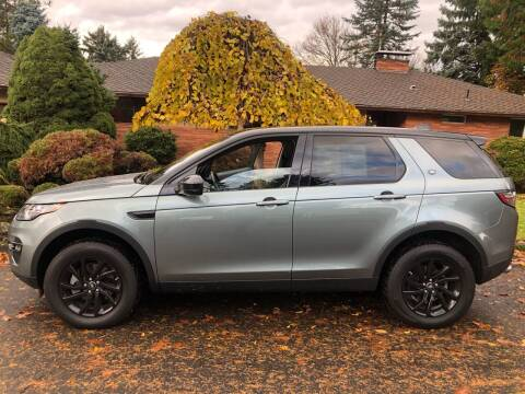 2017 Land Rover Discovery Sport for sale at Blue Line Auto Group in Portland OR