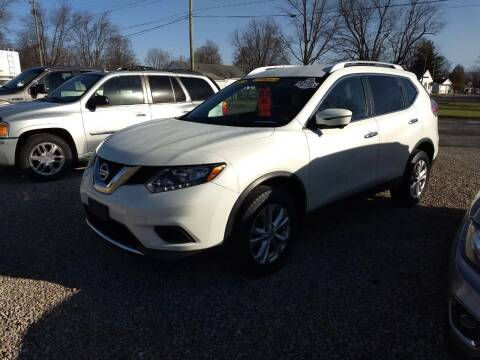2016 Nissan Rogue for sale at Economy Motors in Muncie IN