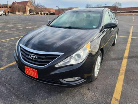 2013 Hyundai Sonata for sale at AA Auto Sales LLC in Columbia MO