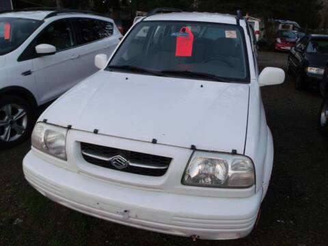 2000 Suzuki Grand Vitara for sale at Sun Auto RV and Marine Sales in Shelton WA