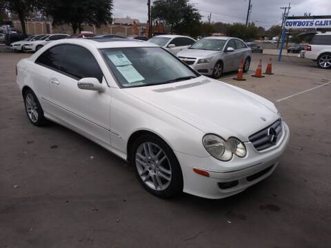2009 Mercedes-Benz CLK for sale at Bad Credit Call Fadi in Dallas TX