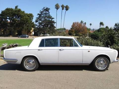 1967 Rolls-Royce Silver Shadow for sale at Classic Car Deals in Cadillac MI