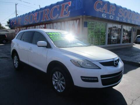 2008 Mazda CX-9 for sale at CAR SOURCE OKC in Oklahoma City OK