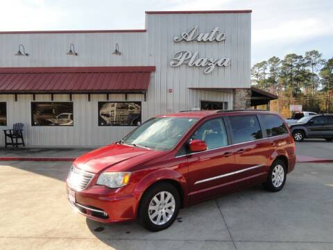 2014 Chrysler Town and Country for sale at Grantz Auto Plaza LLC in Lumberton TX