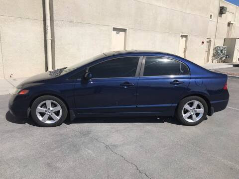 2008 Honda Civic for sale at CASH OR PAYMENTS AUTO SALES in Las Vegas NV