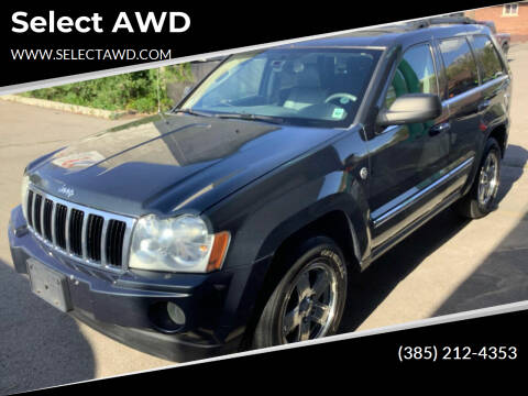 2006 Jeep Grand Cherokee for sale at Select AWD in Provo UT