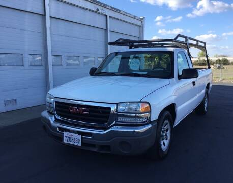 2006 GMC Sierra 1500 for sale at My Three Sons Auto Sales in Sacramento CA