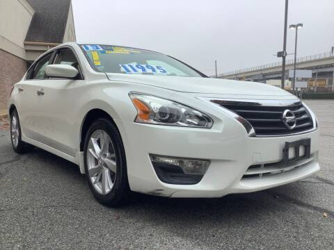 2013 Nissan Altima for sale at Active Auto Sales Inc in Philadelphia PA