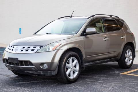 2004 Nissan Murano for sale at Carland Auto Sales INC. in Portsmouth VA