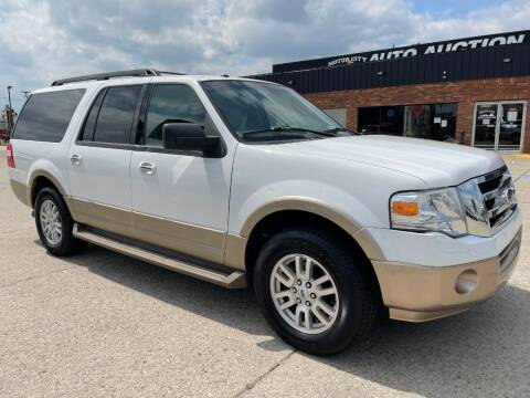2011 Ford Expedition EL for sale at Motor City Auto Auction in Fraser MI
