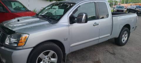 2004 Nissan Titan for sale at SMD Auto Sales in Kansas City MO