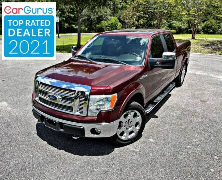 2009 Ford F-150 for sale at Brothers Auto Sales of Conway in Conway SC