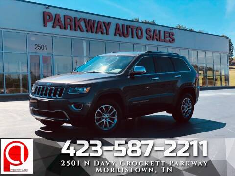 2015 Jeep Grand Cherokee for sale at Parkway Auto Sales, Inc. in Morristown TN