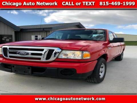 2009 Ford Ranger for sale at Chicago Auto Network in Mokena IL