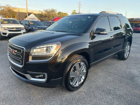 2017 GMC Acadia Limited for sale at Stitch Car Auto Sales in Orlando FL