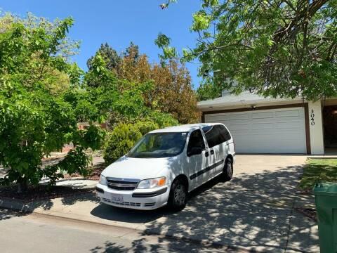 2003 Chevrolet Venture for sale at Blue Eagle Motors in Fremont CA