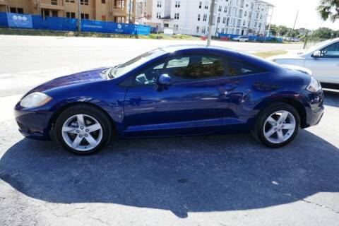 2009 Mitsubishi Eclipse for sale at J Linn Motors in Clearwater FL