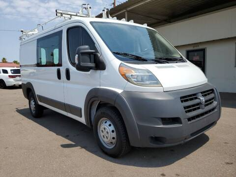 2015 RAM ProMaster Cargo for sale at AZ WORK TRUCKS AND VANS in Mesa AZ