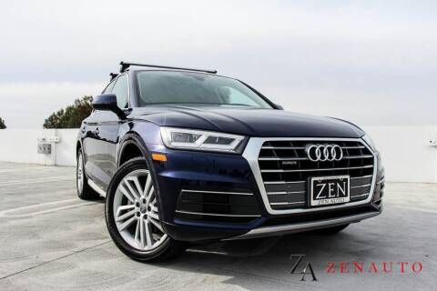 2018 Audi Q5 for sale at Zen Auto Sales in Sacramento CA