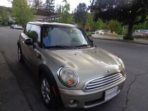 2007 MINI Cooper for sale at Inspec Auto in San Jose CA