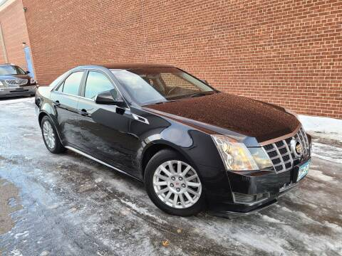 2012 Cadillac CTS for sale at Minnesota Auto Sales in Golden Valley MN