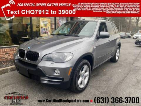 2010 BMW X5 for sale at CERTIFIED HEADQUARTERS in St James NY