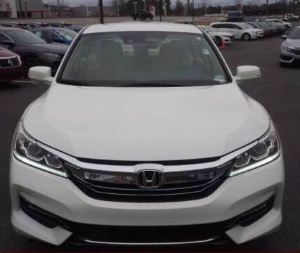 2017 Honda Accord Hybrid for sale at You Win Auto in Burnsville MN