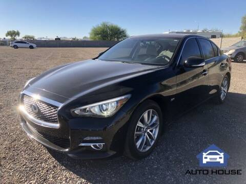 2017 Infiniti Q50 for sale at Auto House Phoenix in Peoria AZ